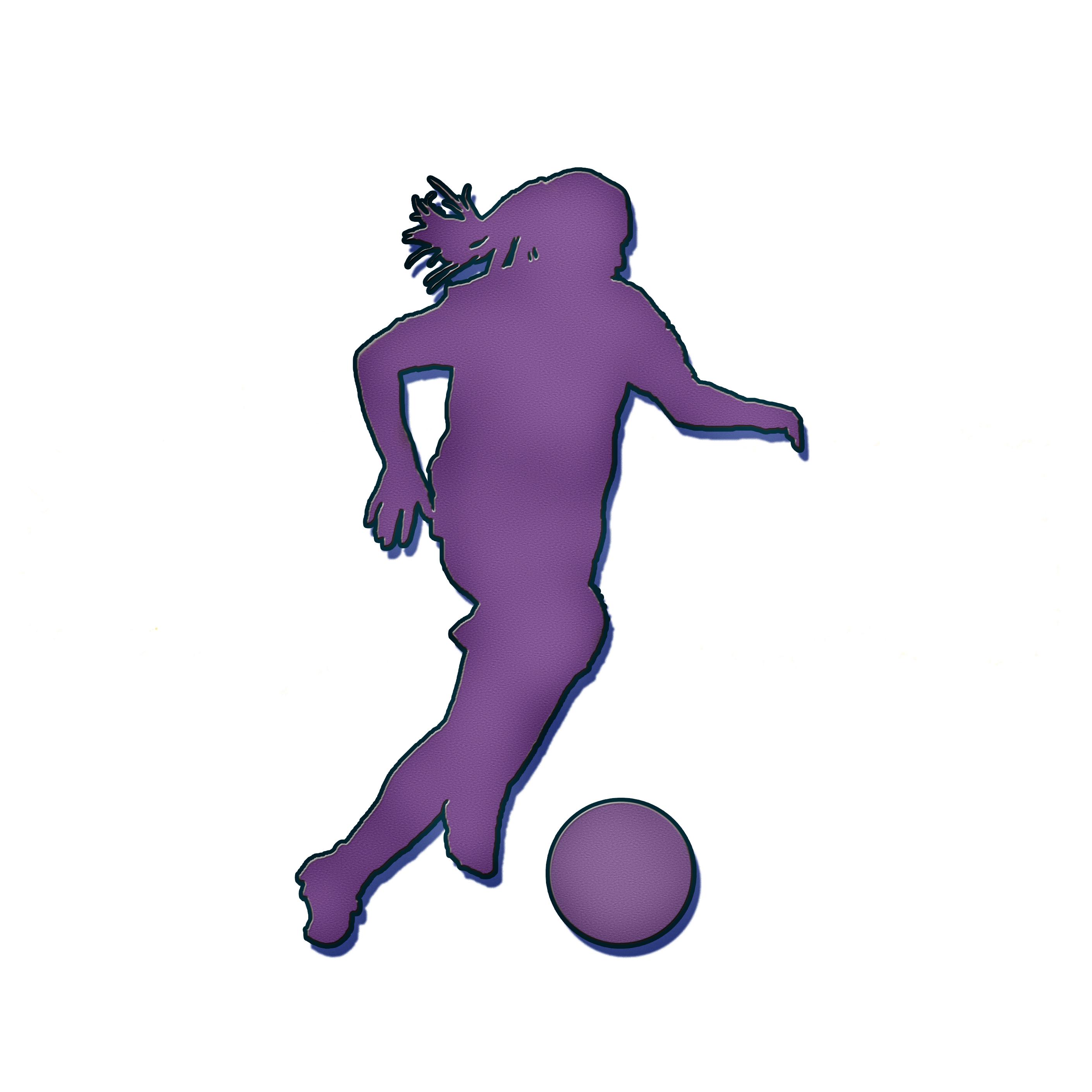 Les filles aussi aiment le foot